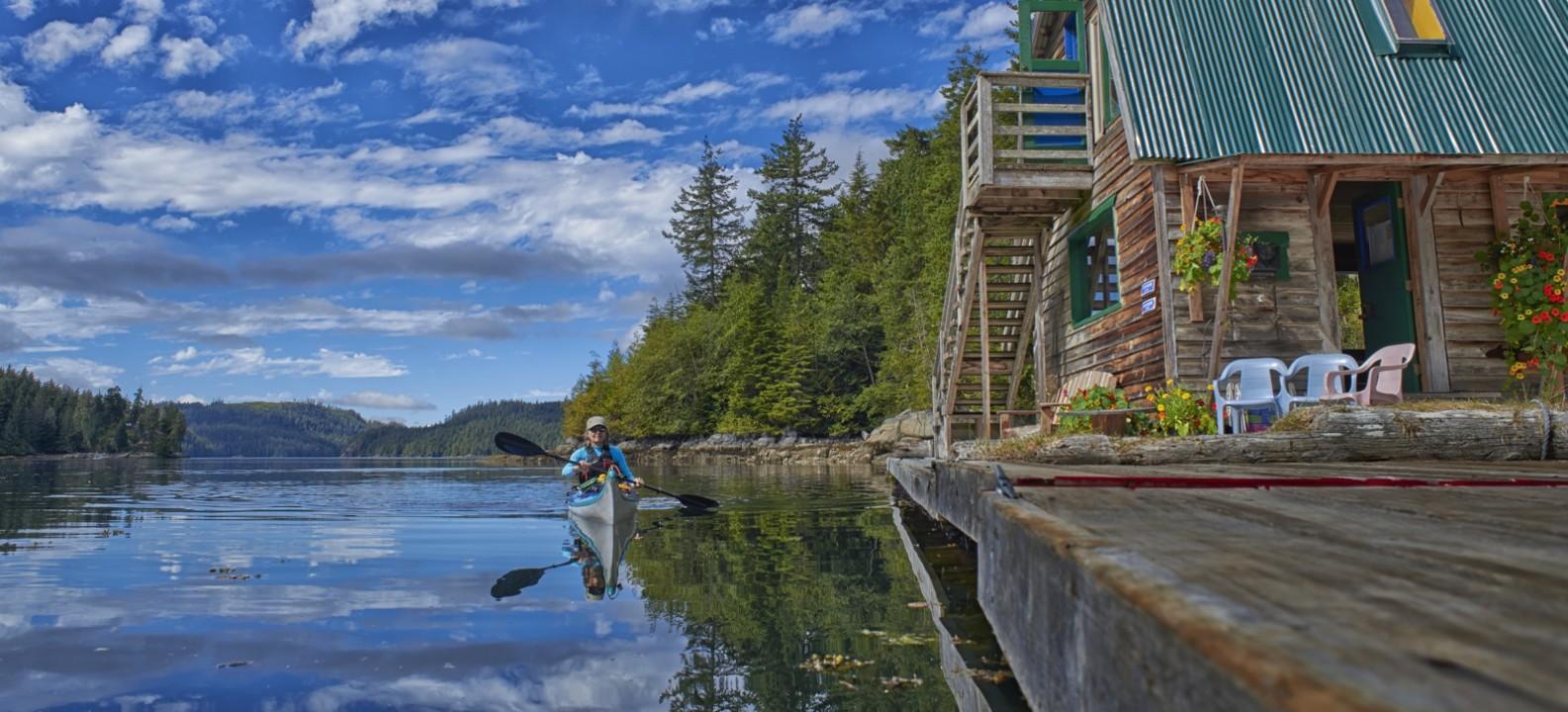 Broughton Archipeligo, British Columbia, Canada